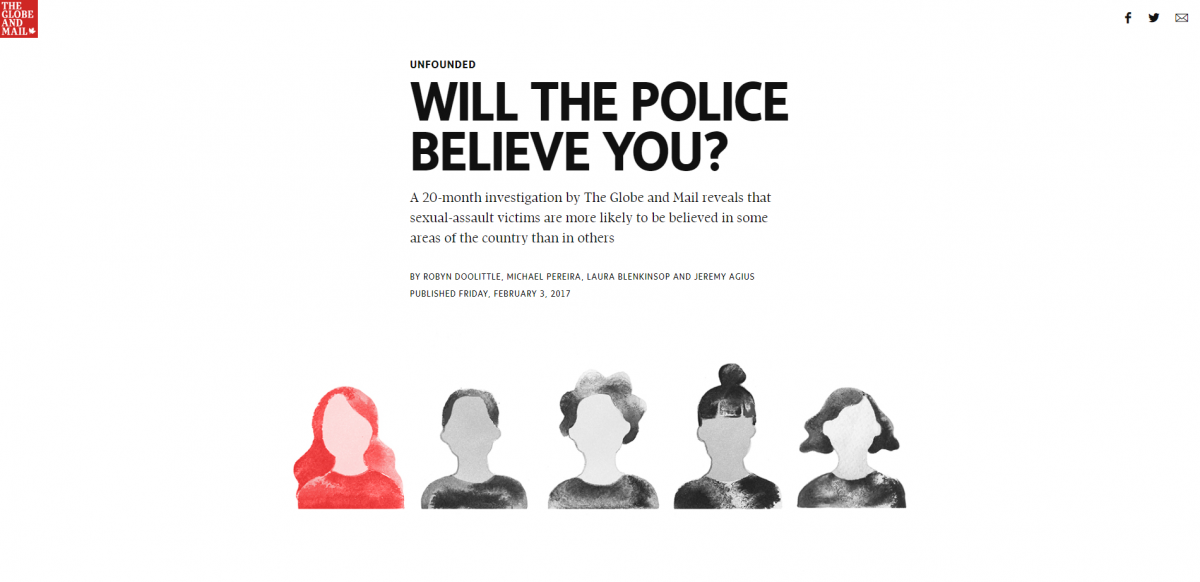 why police dismiss 1 in 5 sexual assault claims as